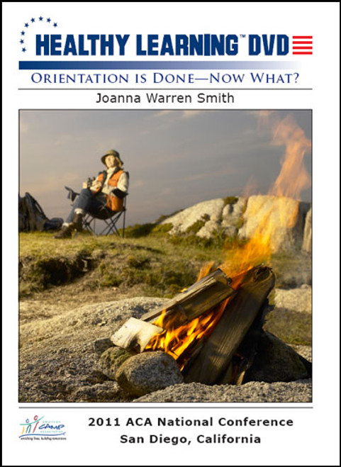 Orientation is Done-Now What?