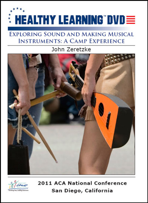 Exploring Sound and Making Musical Instruments: A Camp Experience