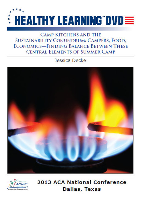 Camp Kitchens and the Sustainability Conundrum