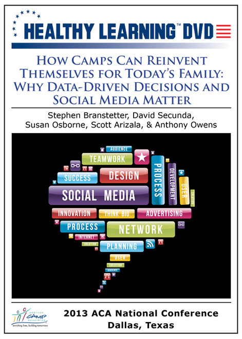 How Camps Can Reinvent Themselves for Today's Family: Why Data-Driven Decisions and Social Media Matter