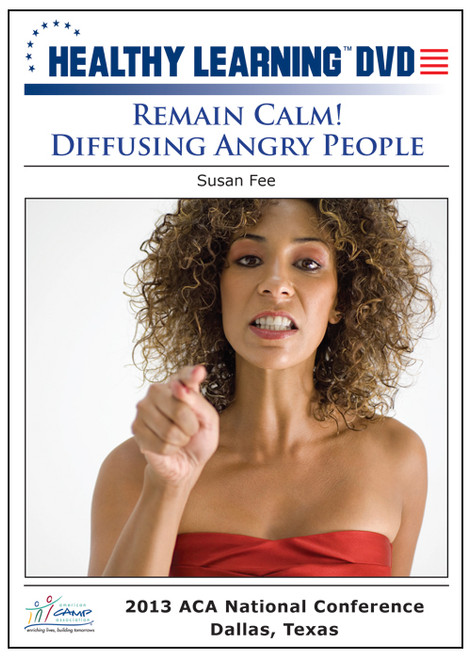 Remain Calm! Diffusing Angry People