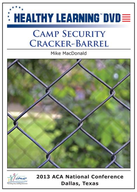 Camp Security Cracker-Barrel