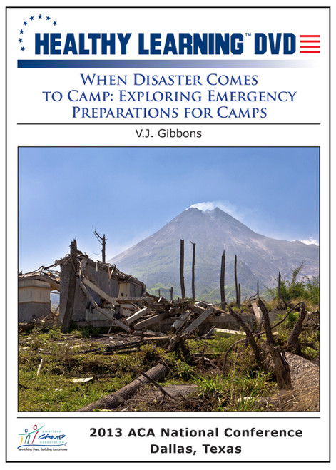 When Disaster Comes to Camp: Exploring Emergency Preparations for Camps