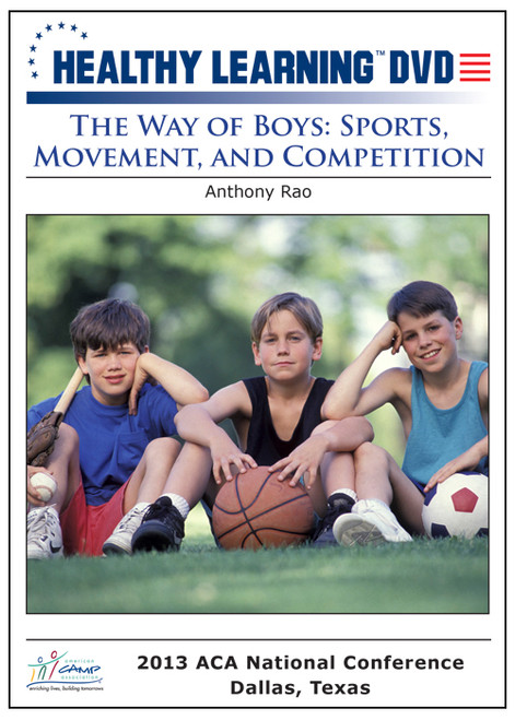The Way of Boys: Sports, Movement, and Competition