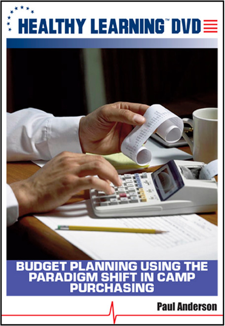 Budget Planning Using the Paradigm Shift in Camp Purchasing