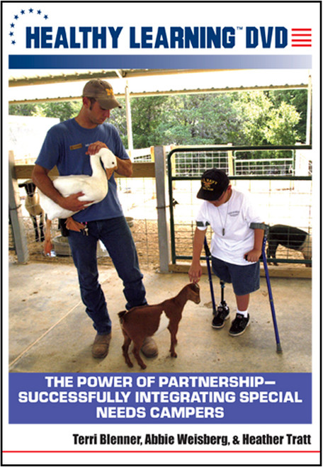 The Power of Partnership-Successfully Integrating Special Needs Campers