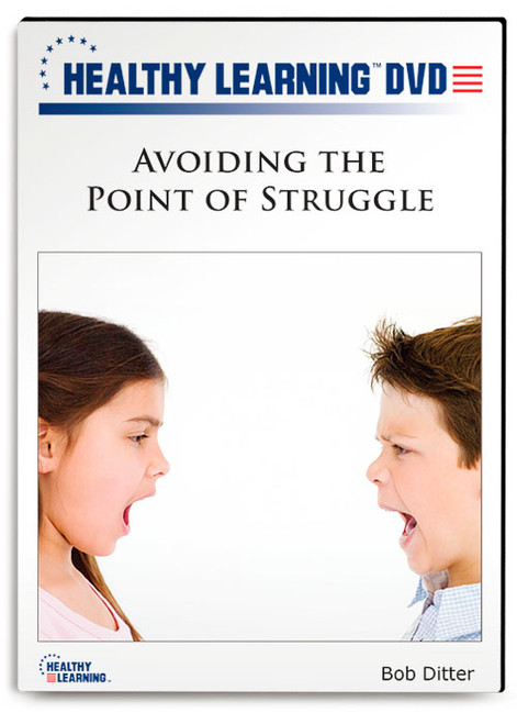 Avoiding the Point of Struggle