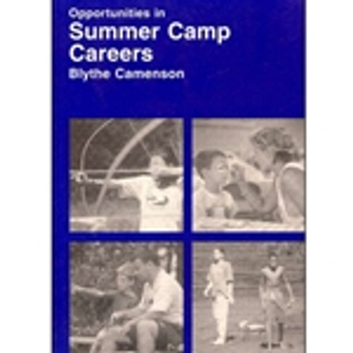 Opportunities in Summer Camp Careers