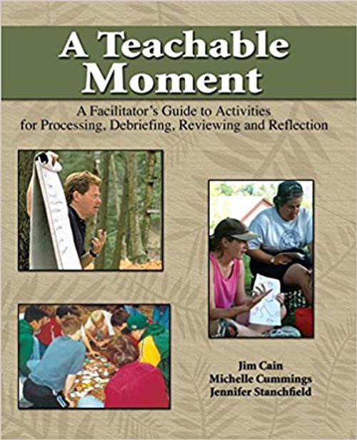 A Teachable Moment: A Facilitator's Guide to Activities for Processing, Debriefing, Reviewing, and Reflection