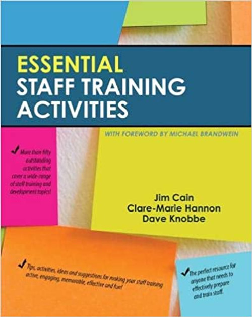 Essential Staff Training Activities