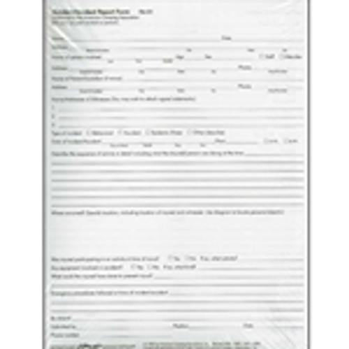 Accident/Incident Report Form