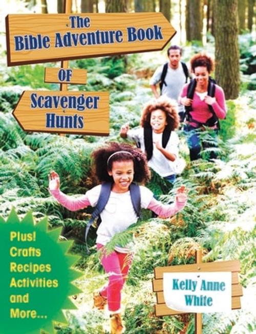 The Bible Adventure Book of Scavenger Hunts