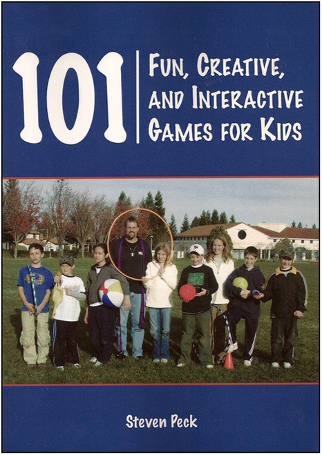 101 Fun, Creative, and Interactive Games for Kids - Epub