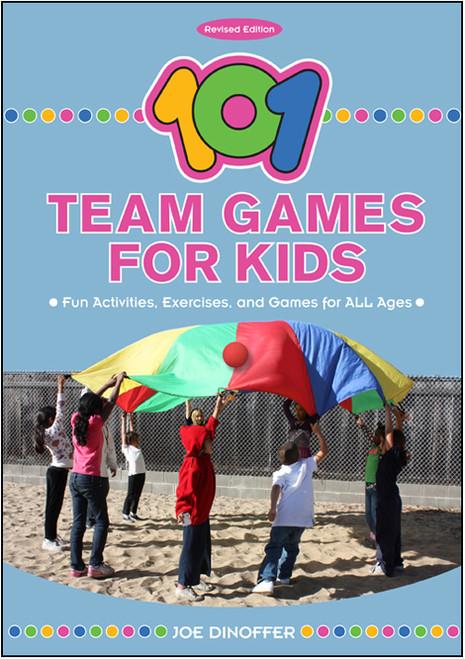 101 Team Games for Kids (Revised Edition) - Epub