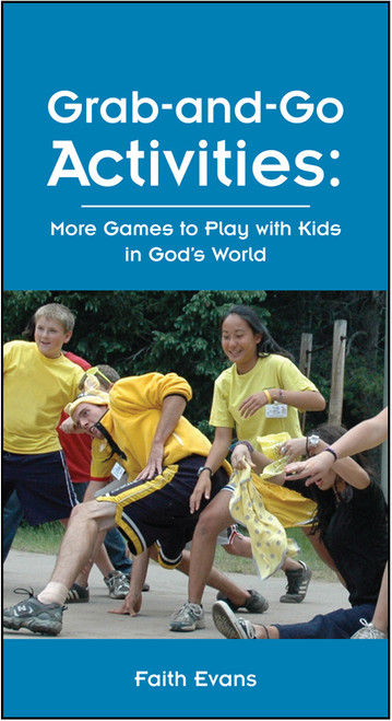 Grab-and-Go Activities: More Games to Play with Kids in God's World - E-Pub
