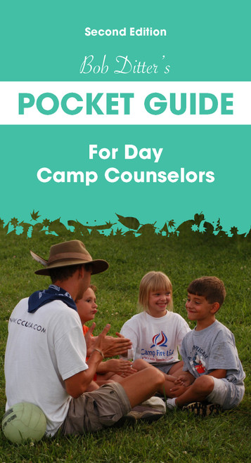 Bob Ditter's Pocket Guide For Day Camp Counselors (Second Edition) - E-Pub