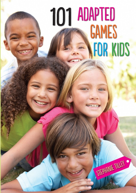 101 Adapted Games for Kids - Epub