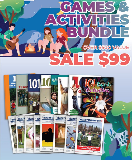 Games & Activities Bundle