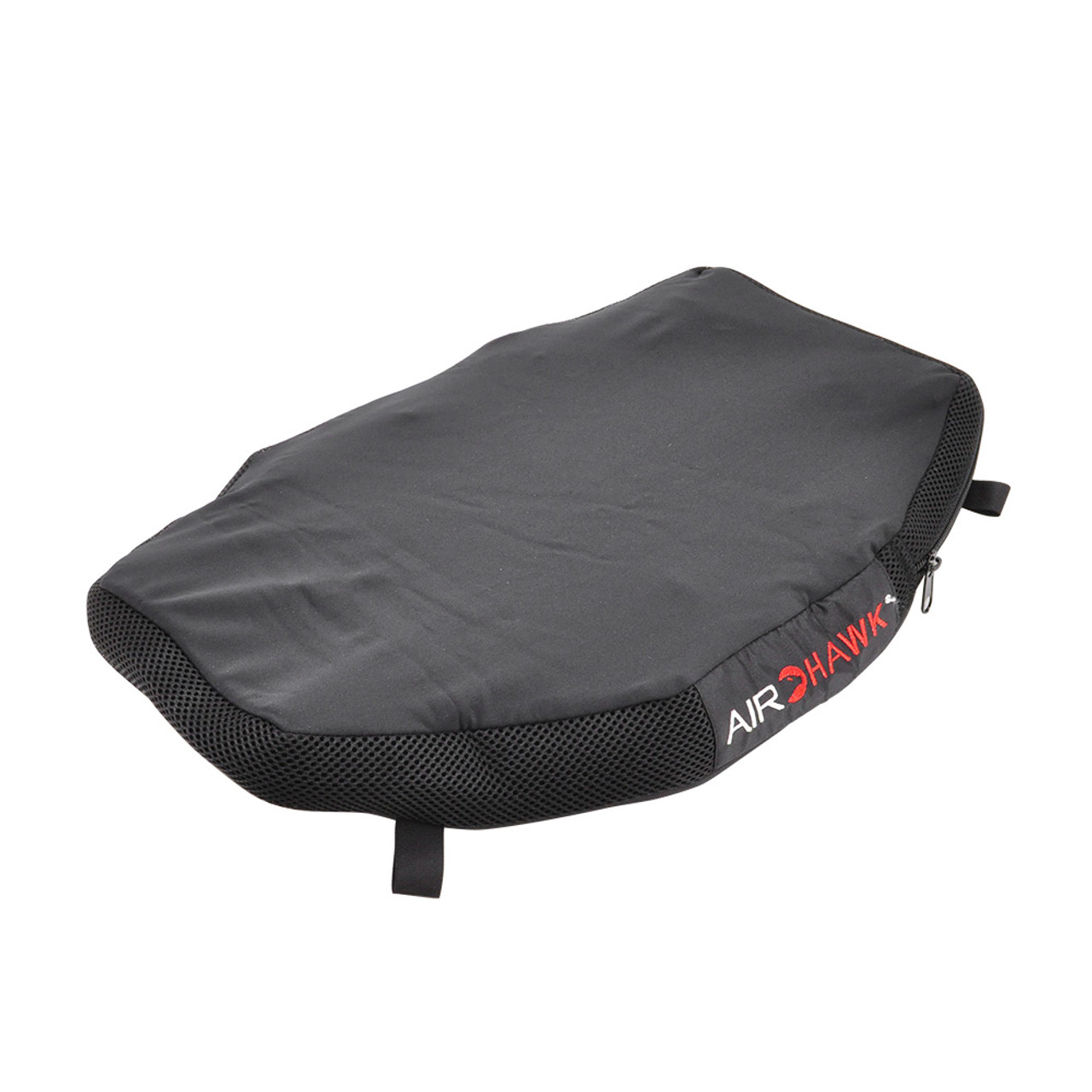 Airhawk 2 Comfort Seating System Seat Cushion For Small Cruiser Inflatable Seat Cushion With Black Cover Made In The Usa