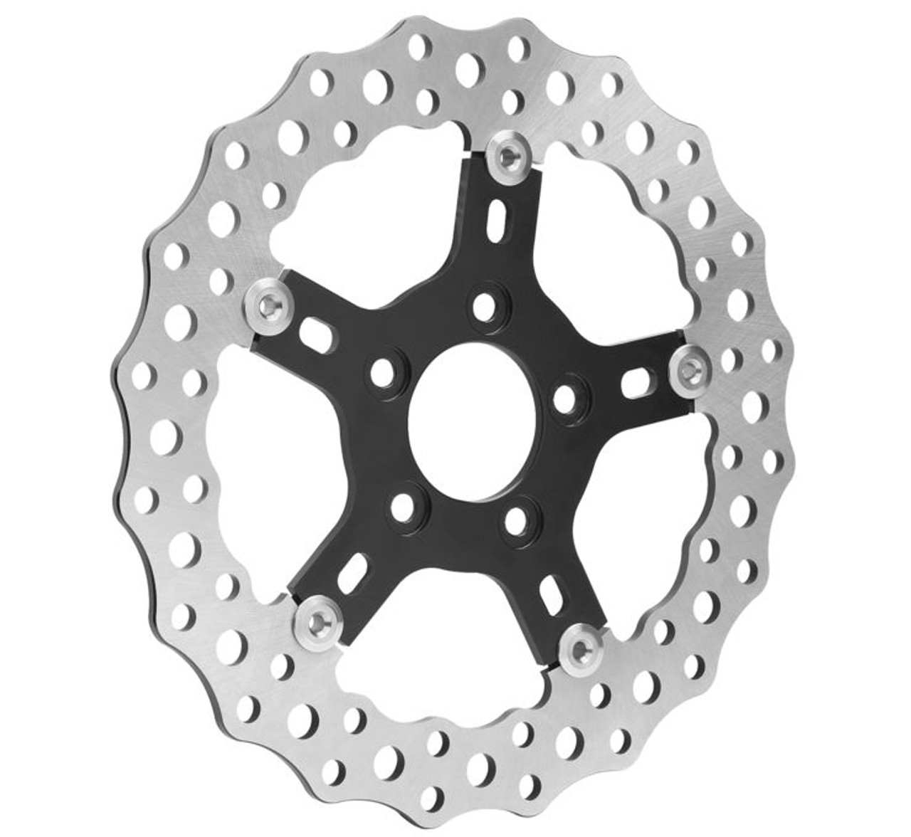 FRONT+REAR POWER PERFORMANCE DRILLED SLOTTED PLATED BRAKE DISC ROTORS 51708PS