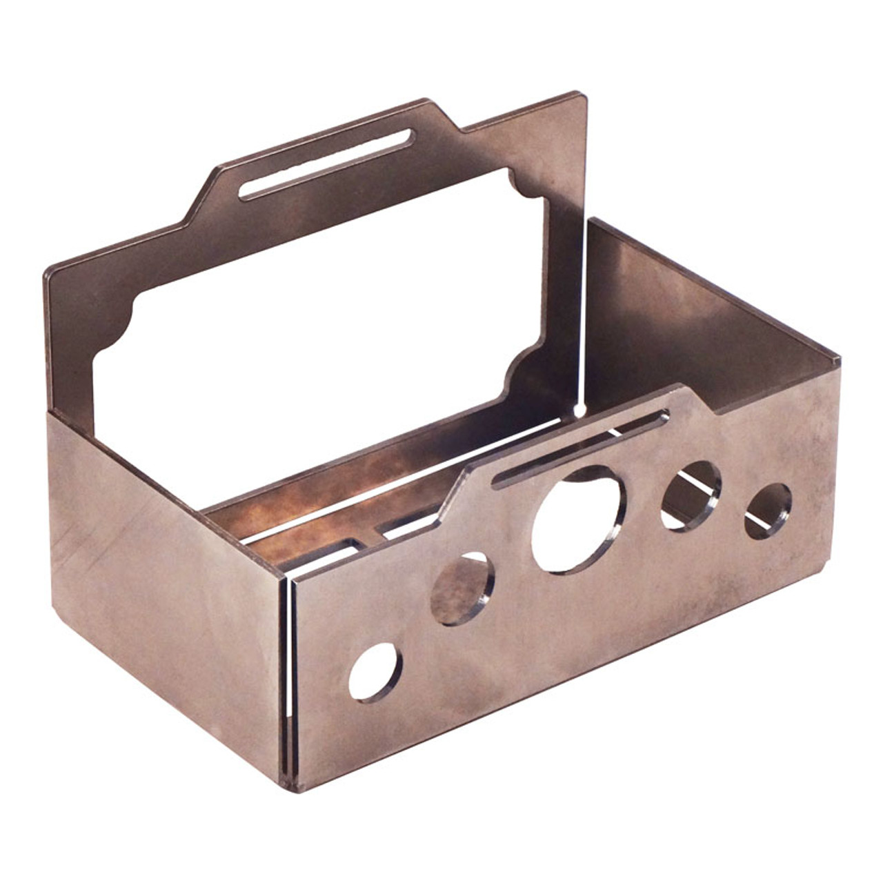 """Deka© """"Swiss"""" Battery Box for ETX16 and ETX16L - Belt Style, Flat Or  Welded, Made In The USA"""
