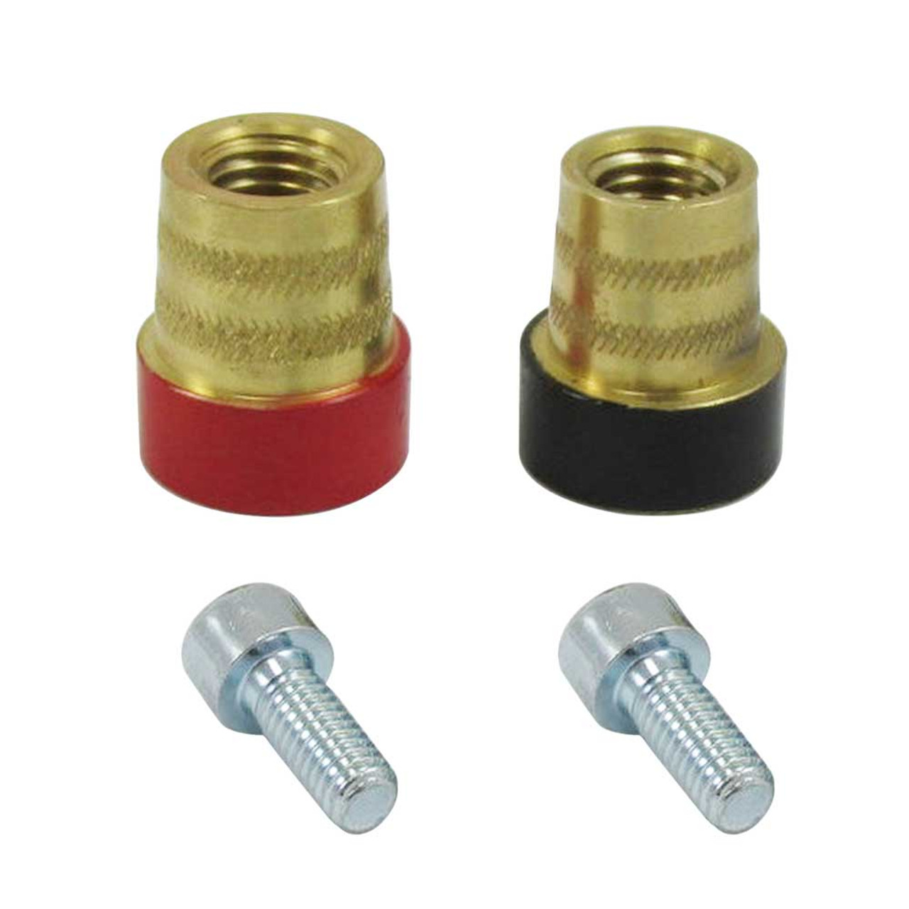 WIRTHCO ENGINEERING 80824 Vinyl Quick Disconnect 25 Pack