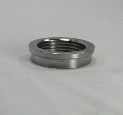 """Billet Proof® Vented or Non-Vented Gas Cap w/ Steel Stepped Flanged  """"Tophat"""" Bung"""