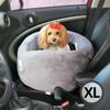 Pet Car Seat (Grey)