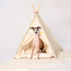 Teepee Tent (Natural)