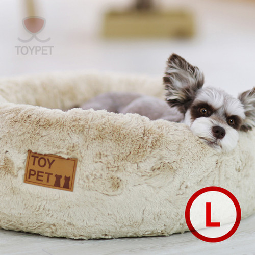 Mogul donut bed (Large) Beige