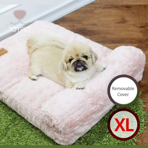 Cloud King Bed (X-Large) Pink