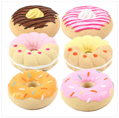 Latex Donuts Toy
