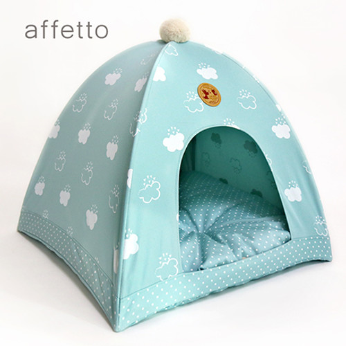 Pop tent for dog (Mint)