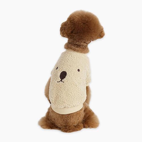 Teddy bear T-shirt (brown)