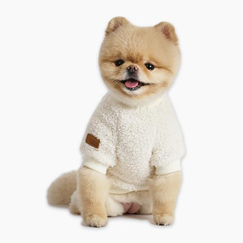 Teddy bear T-shirt (cream)