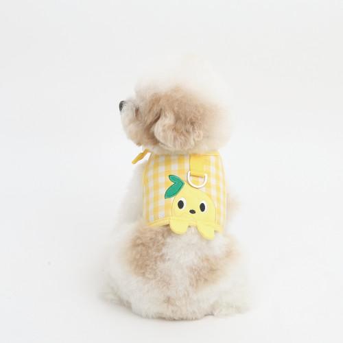 Peekaboo (Harness & Leash) Yellow