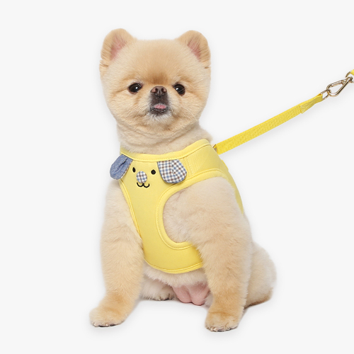 Puppy Harness (yellow)