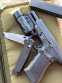 LA Police Gear SlideRail XWL Tactical WeaponLight FL-XWL01 641606905667