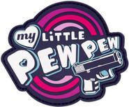 LA Police Gear My Little Pew Pew - Factory Seconds F2-PATCH-MLPP