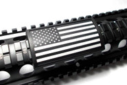 Custom Gun Rails Large LEA United States Flag Rail Cover LEA070USF