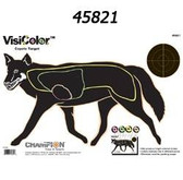 Champion Targets VisiColor High Visibility Paper Targets VISICOLOR