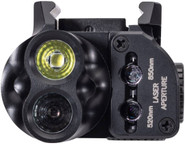 Surefire XVL2 400 Lumen Pistol/Carbine Weapon Light with IR LED, IR Laser and Green Laser XVL2