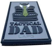 LA Police Gear Tactical Dad Patch PATCH-TACDAD