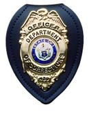 DeSantis Gunhide Teardrop Badge Holder U29BJZZZ0 792695226321