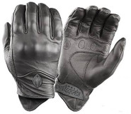 Damascus Gear Leather Gloves with Knuckle Armor ATX-95