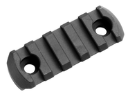 Magpul M-LOK Aluminum Rail, 5 Slots MAG581-BLK 873750001661