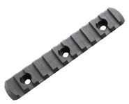 Magpul M-LOK Polymer Rail, 11 Slots MAG593-BLK 873750001241