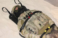 Tactical Medical Solutions Foxtrot DA with Carrier FLITC-DA