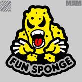 Mil-Spec Monkey Fun Sponge Patch FUNSPONGE