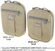 Maxpedition JK-1 Concealed Carry Pouch 0480-MA
